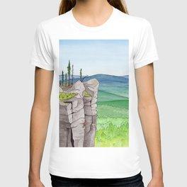 Explorer: The Heights T-shirt