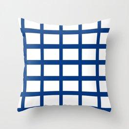 Flag of Finland 2 -finnish, Suomi, Sami,Finn,Helsinki,Tampere Throw Pillow