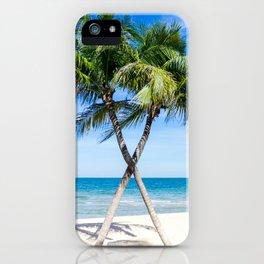 Carribean iPhone Case