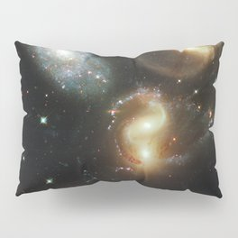 Galactic wreckage Pillow Sham