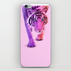 COLOR TIGER iPhone & iPod Skin