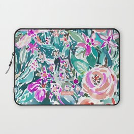 TROPICAL TREK FLORAL Laptop Sleeve