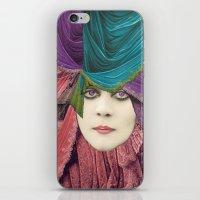 velvet underground iPhone & iPod Skins featuring VELVET by Julia Lillard Art
