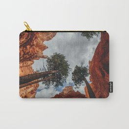Trees in the Sky Carry-All Pouch
