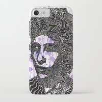 bob dylan iPhone & iPod Cases featuring Bob Dylan by Travis Poston