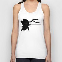 fight Tank Tops featuring Fight by Doodleby