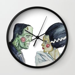 .frankenstein. Wall Clock