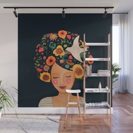 rosarita Wall Mural