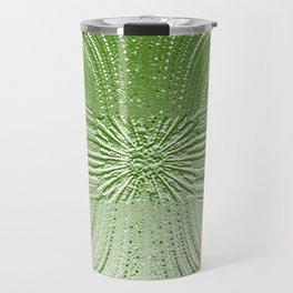 Emerald Bas Relief Travel Mug