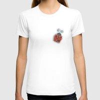 ladybug T-shirts featuring Ladybug by JoonMoon