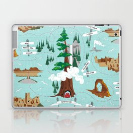 National Parks Laptop & iPad Skin