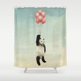 pandaloons Shower Curtain