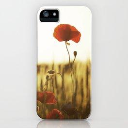 Bright Blooms iPhone Case