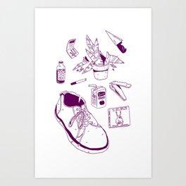 Props Art Print