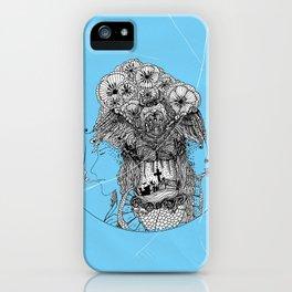 Monster III iPhone Case