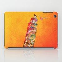 italy iPad Cases featuring Italy  by mark ashkenazi