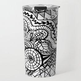 Doodle2 Travel Mug