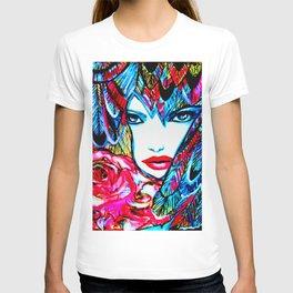 PHOENIX  #society6 #decor #buyart T-shirt