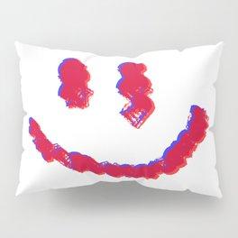 3D Smiley Face V2 Pillow Sham