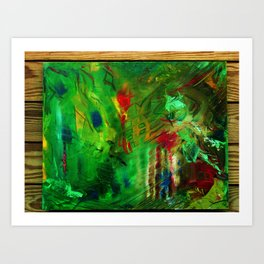 """Minagerie"" Art Print"