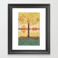 rabbit-25 Framed Art Print