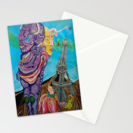 Components in Rage and Solitude Stationery Cards