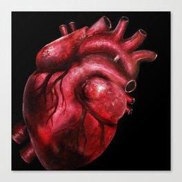 Why I aorta (II) Canvas Print