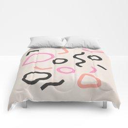 Pop Confetti Comforters