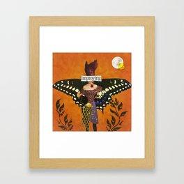 Improving Framed Art Print