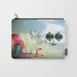 The Music Traveler Carry-All Pouch