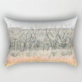 natural lines Rectangular Pillow