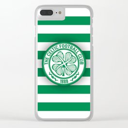 celtic fc Clear iPhone Case