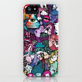 Freaky Friday iPhone Case