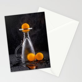 Ping-pong, the game is over. Stationery Cards