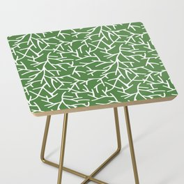 Branches - green Side Table