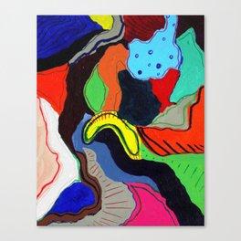 Miro Canvas Print