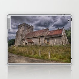 Hamsey Old Church Laptop & iPad Skin