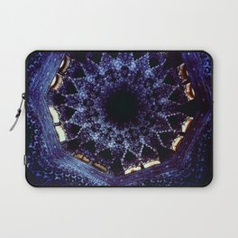 Looking Up Stalactite Dome, Alhambra Laptop Sleeve