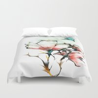 sketch Duvet Covers featuring cool sketch 84 by Cool-Sketch-Len