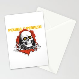 Powell Peralta Yellow Eyes Stationery Cards