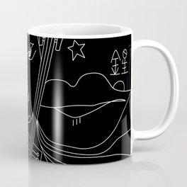 ROAMING THE UNIVERSE Coffee Mug