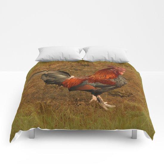 ROOSTER - 026 Comforters