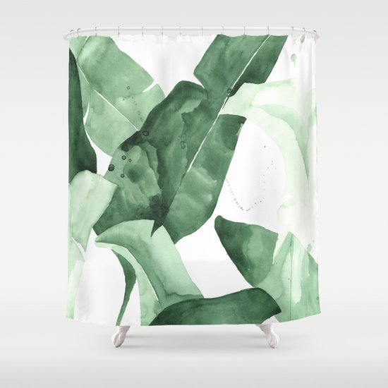 Beverly II Shower Curtain