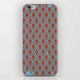 leafpttrn iPhone Skin