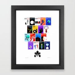 The Vorkosigan Saga Framed Art Print