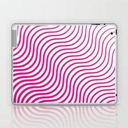 Whiskers Pink #835 Laptop & iPad Skin