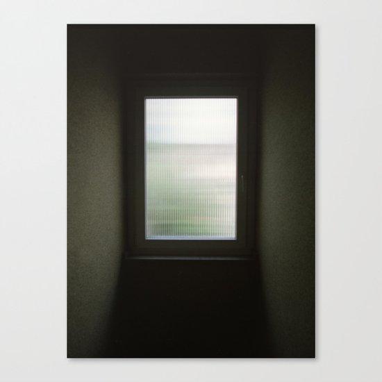 Windowcolour Canvas Print
