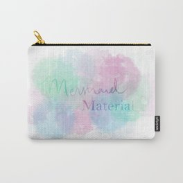 Mermaid Material Carry-All Pouch