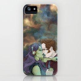 Pelvic Sorcery iPhone Case