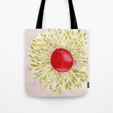 Each Leaf Tote Bag